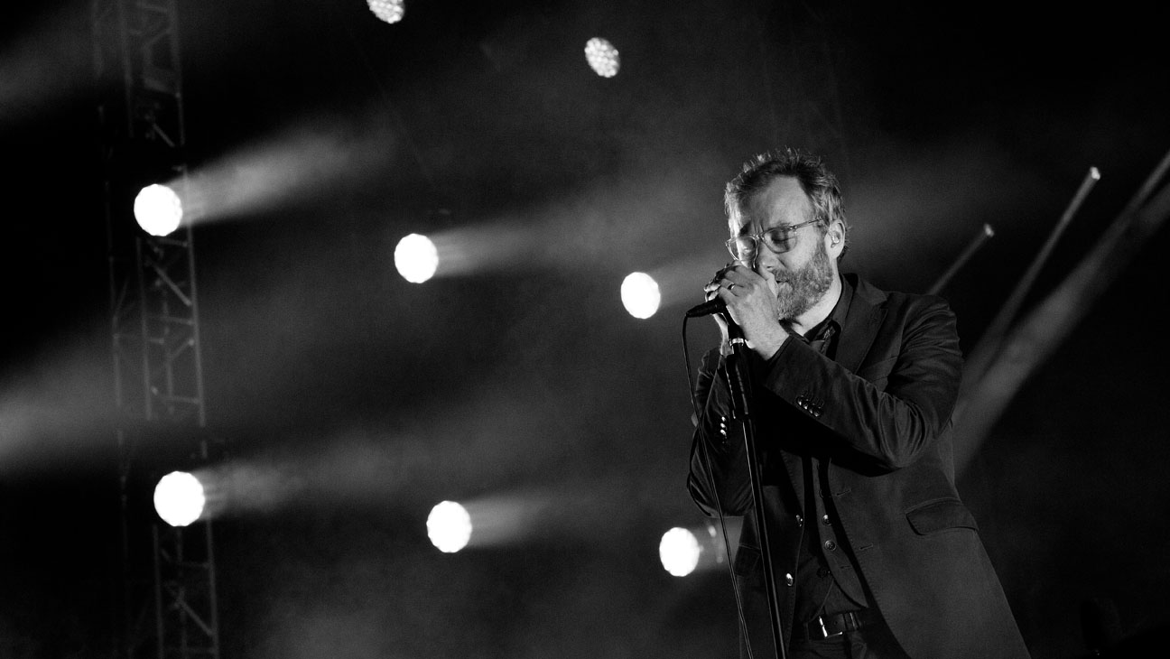 The National Hollywood Forever Grayscale - H 2013