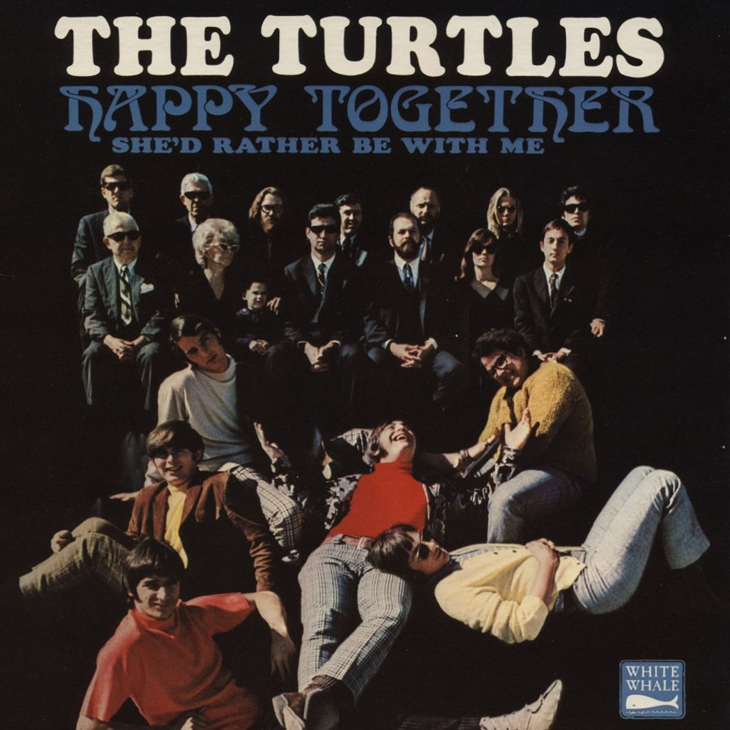 The Turtles Happy Together Cover - S 2013