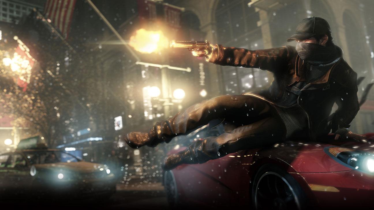 Ubisoft Watch Dogs - H 2013