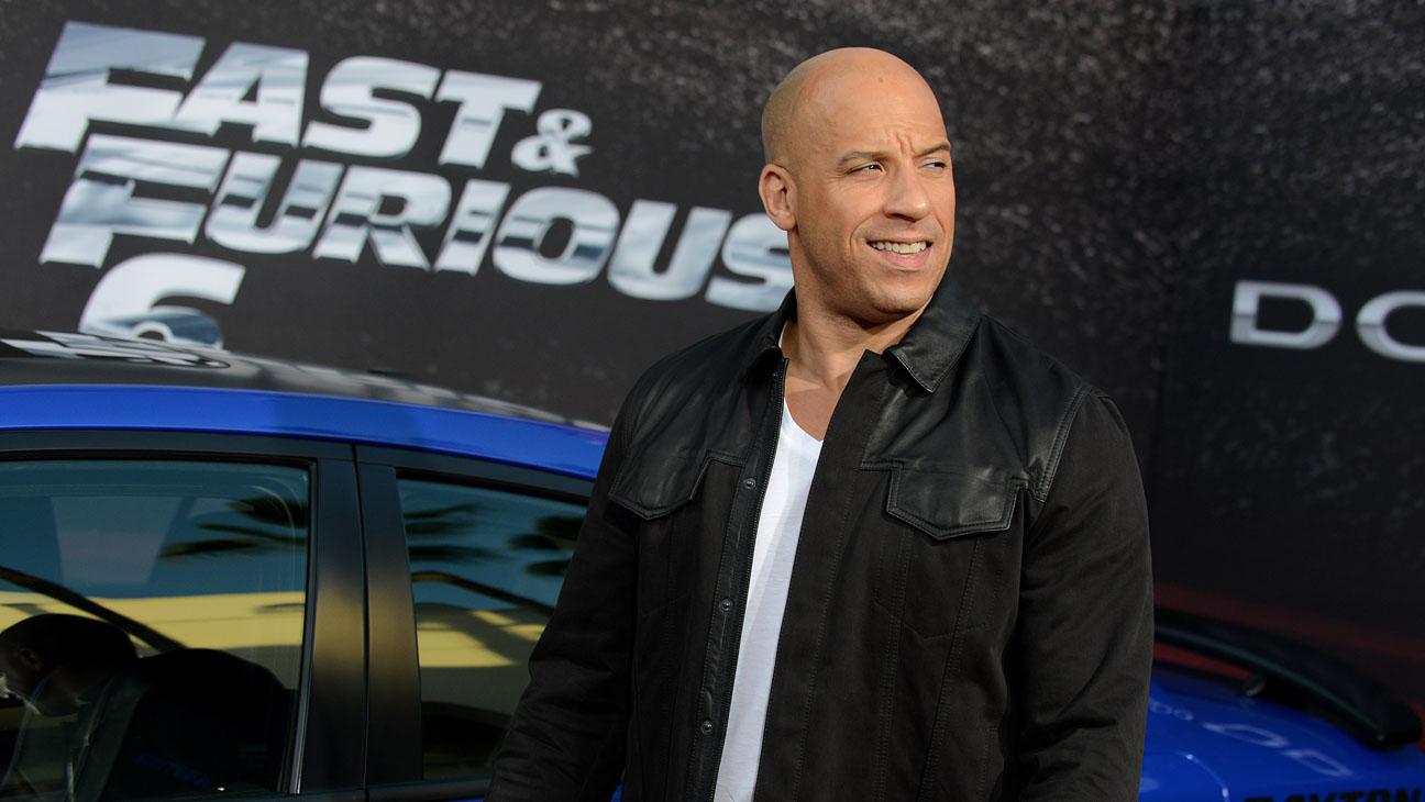 Vin Diesel - H 2013