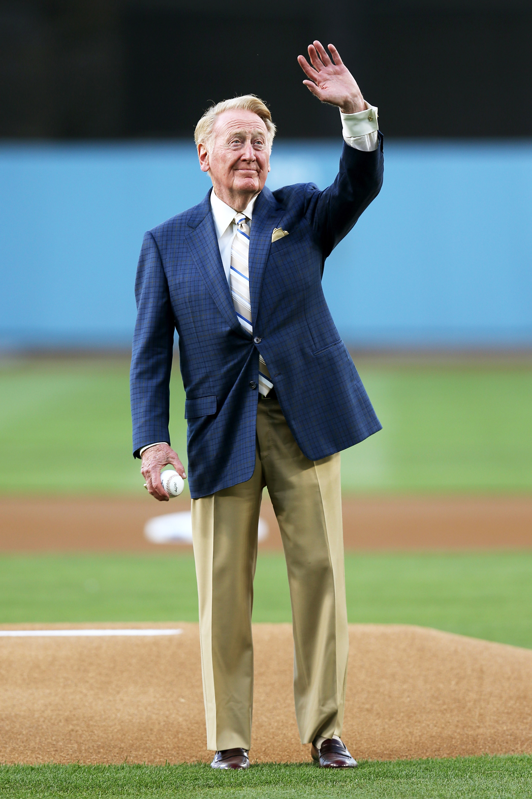 Vin Scully - P 2013