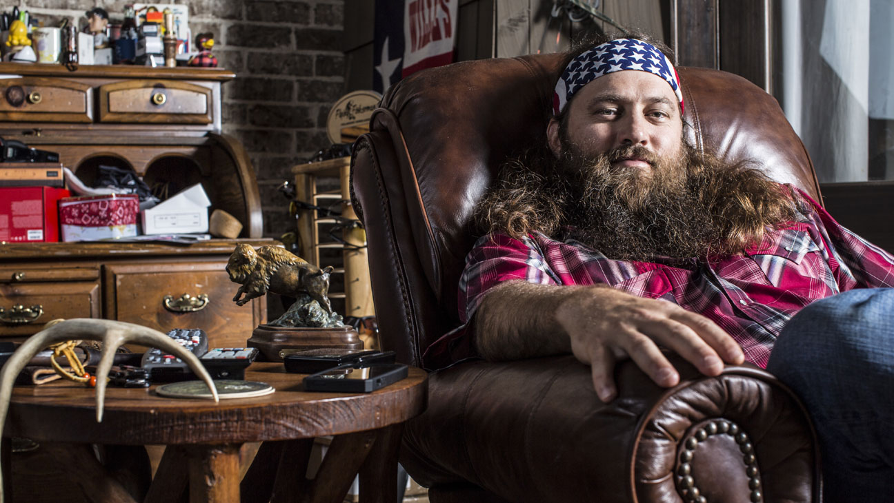 Willie Robertson Duck Dynasty - H 2013