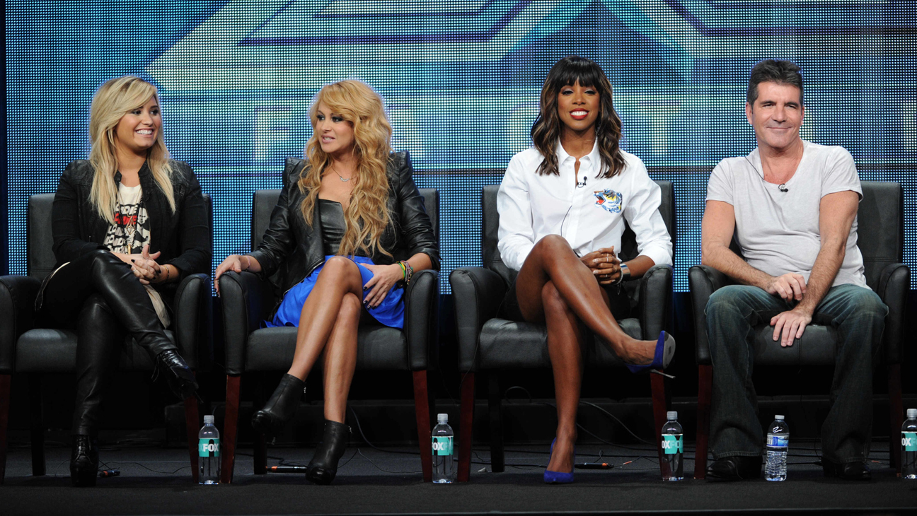 X Factor TCA 2013 L