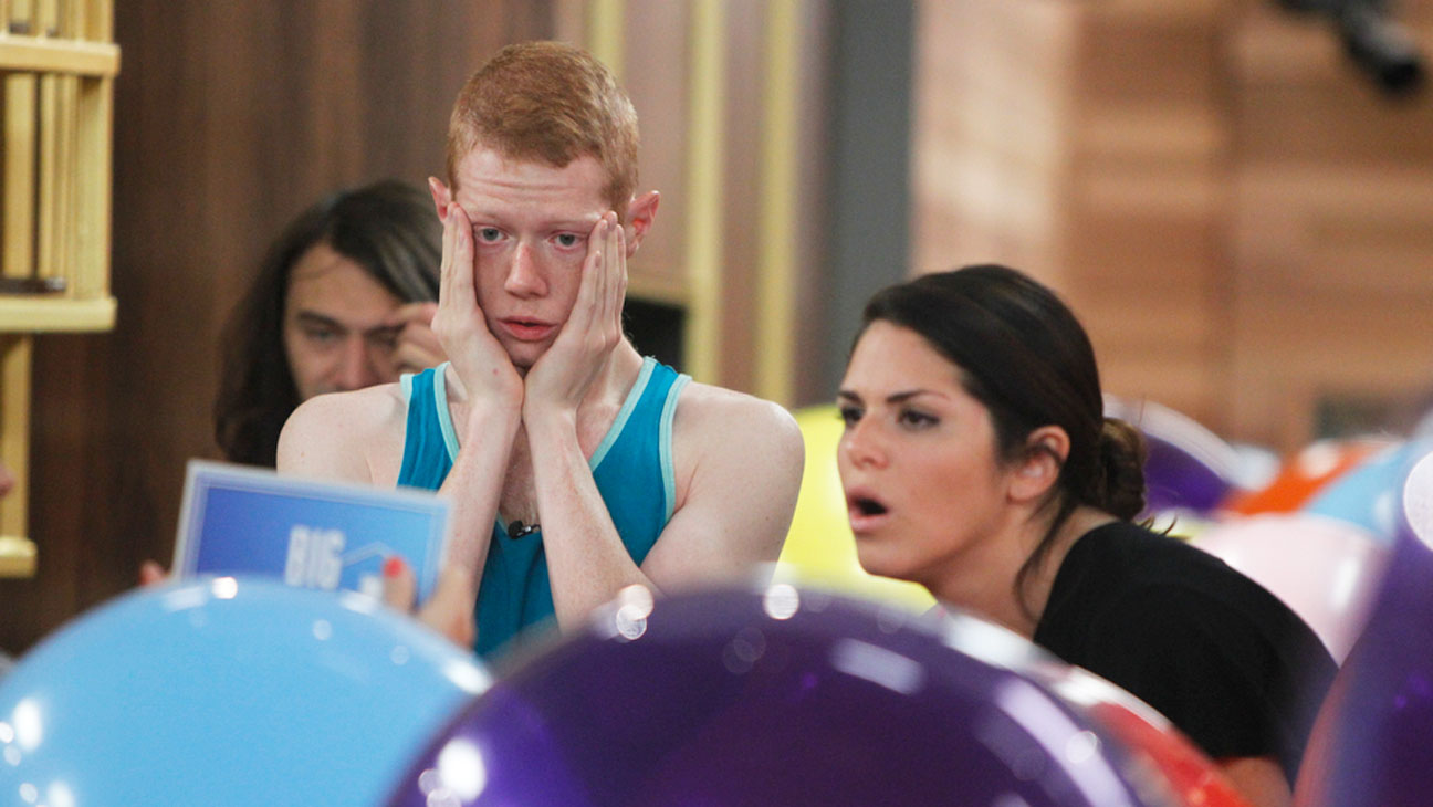 Big Brother 15 Eviction 9/5 - H 2013