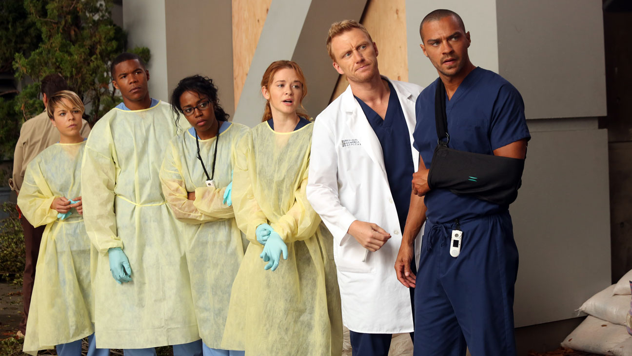 Grey's Anatomy Seal Our Fate Episodic - H 2013