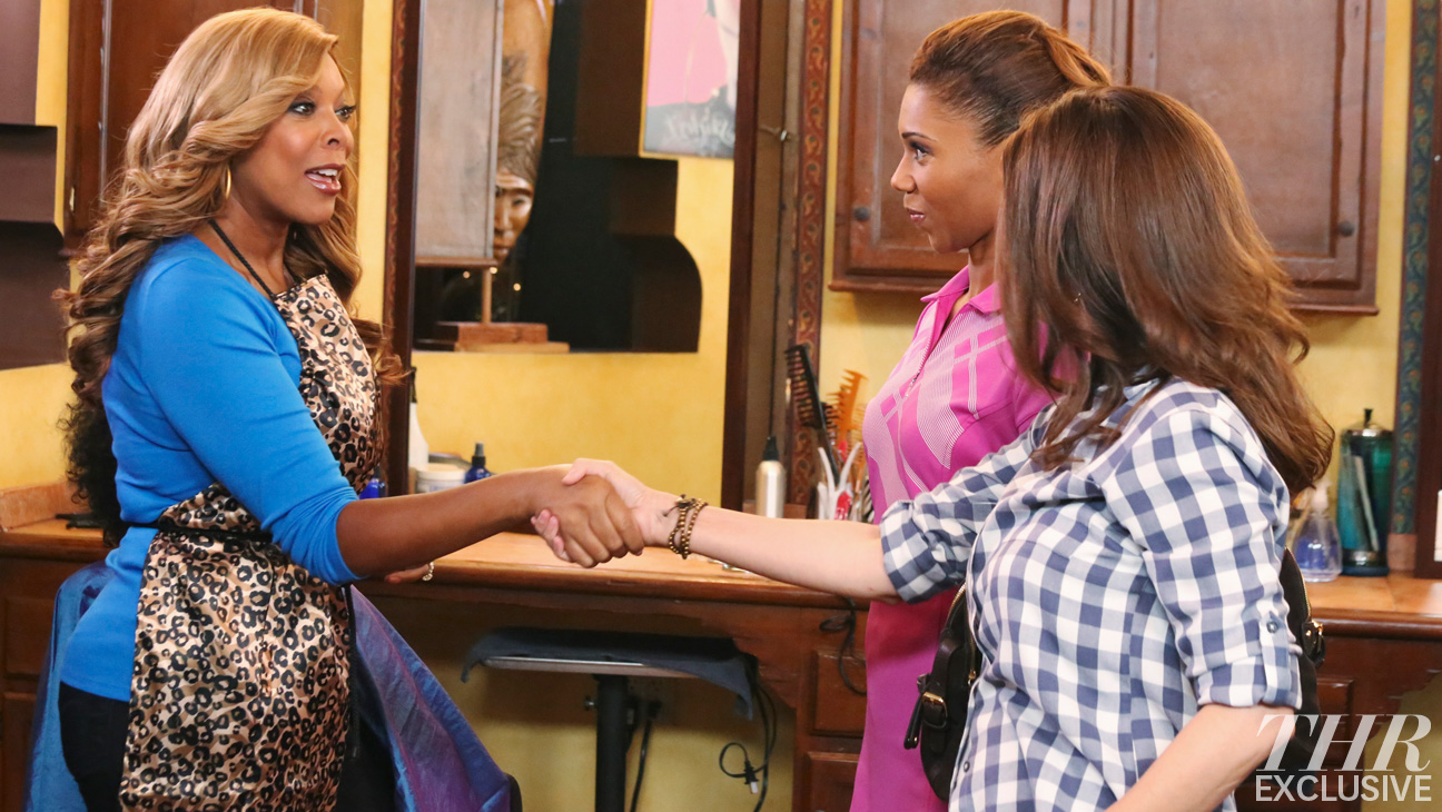 Wendy Williams on The Neighbors Episodic EXCLUSIVE - H 2013