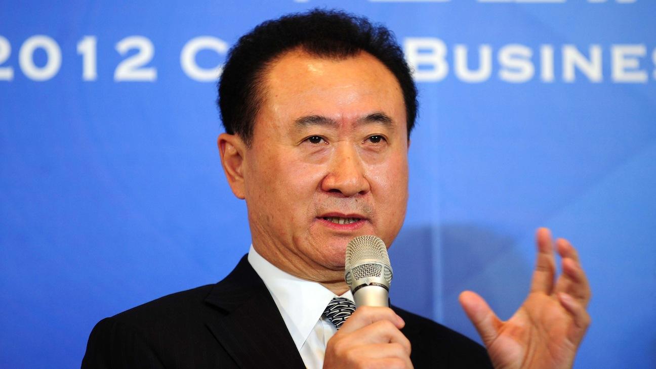 Wang Jianlin Dalian Wanda Chairman H
