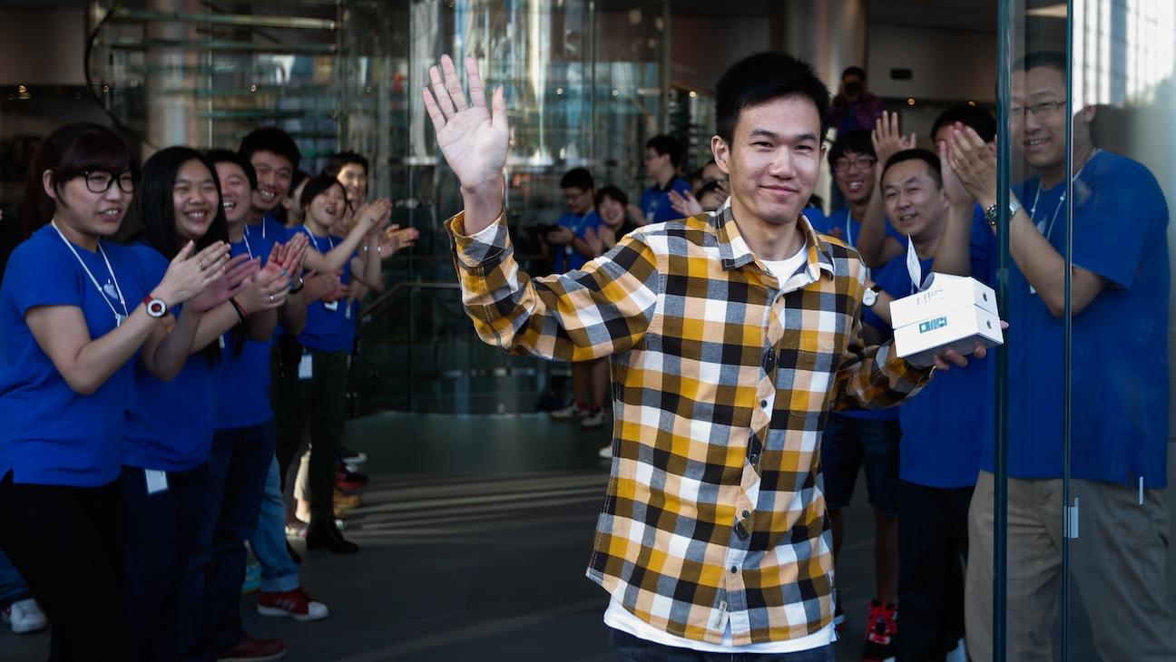 Apple iPhone 5s Sale China H