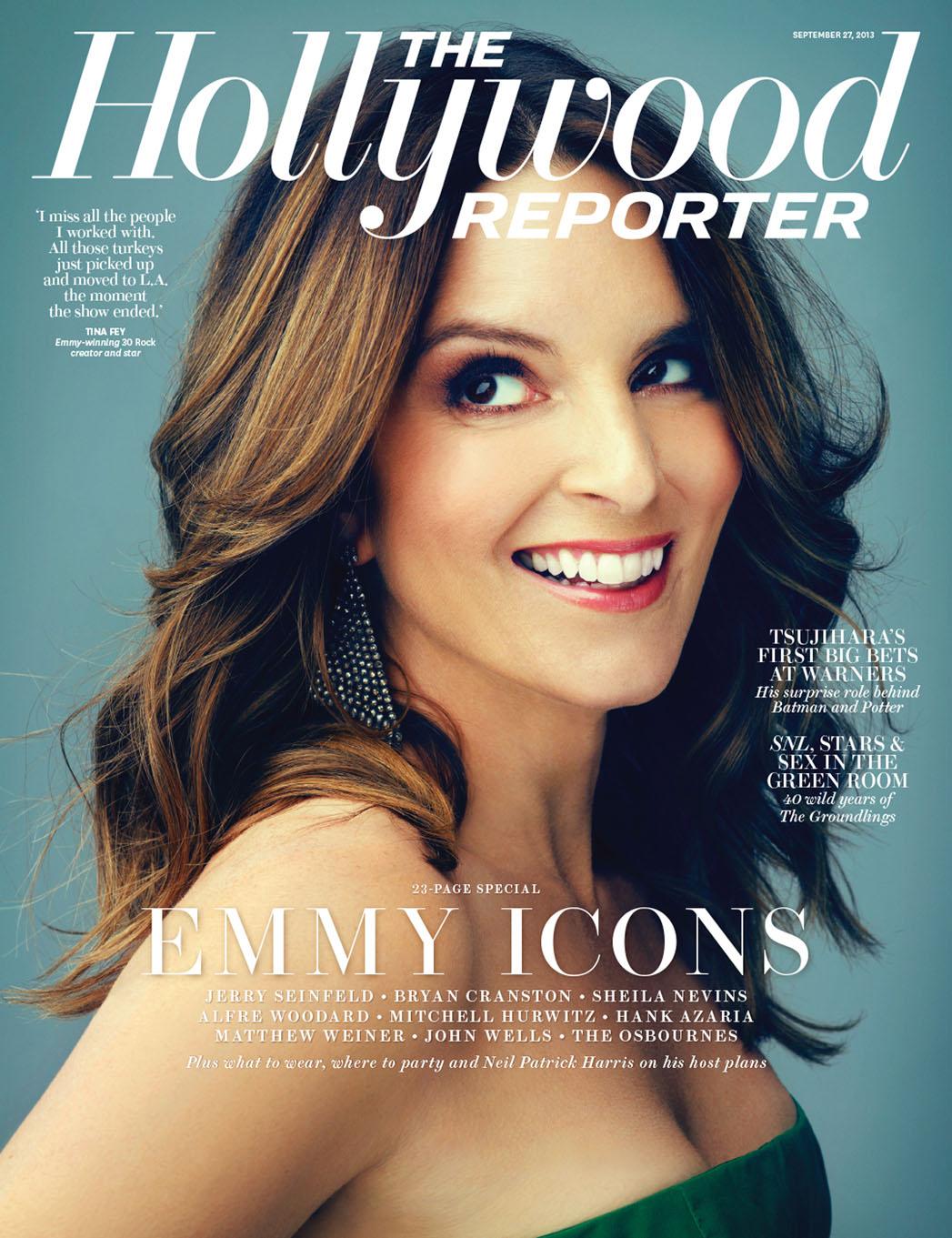 2013 Issue 33: Tina Fey