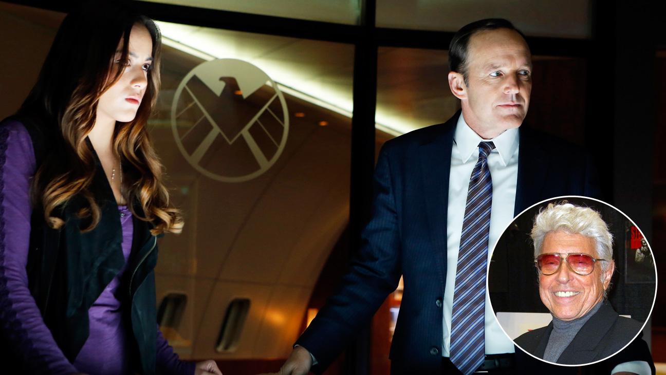 Agents of S.H.I.E.L.D. Pilot Episodic Steranko Inset  - H  2013