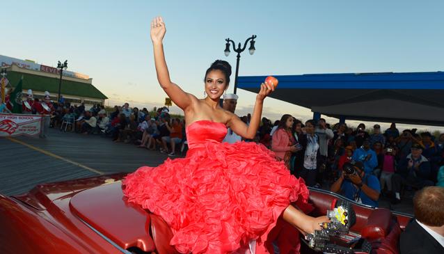 Miss America Nina Davuluri - H 2013