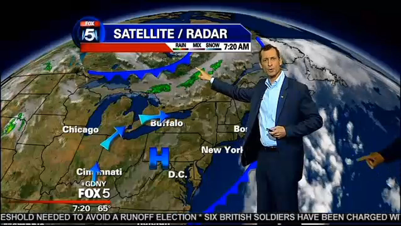 Anthony Weiner Weather Report - H 2013