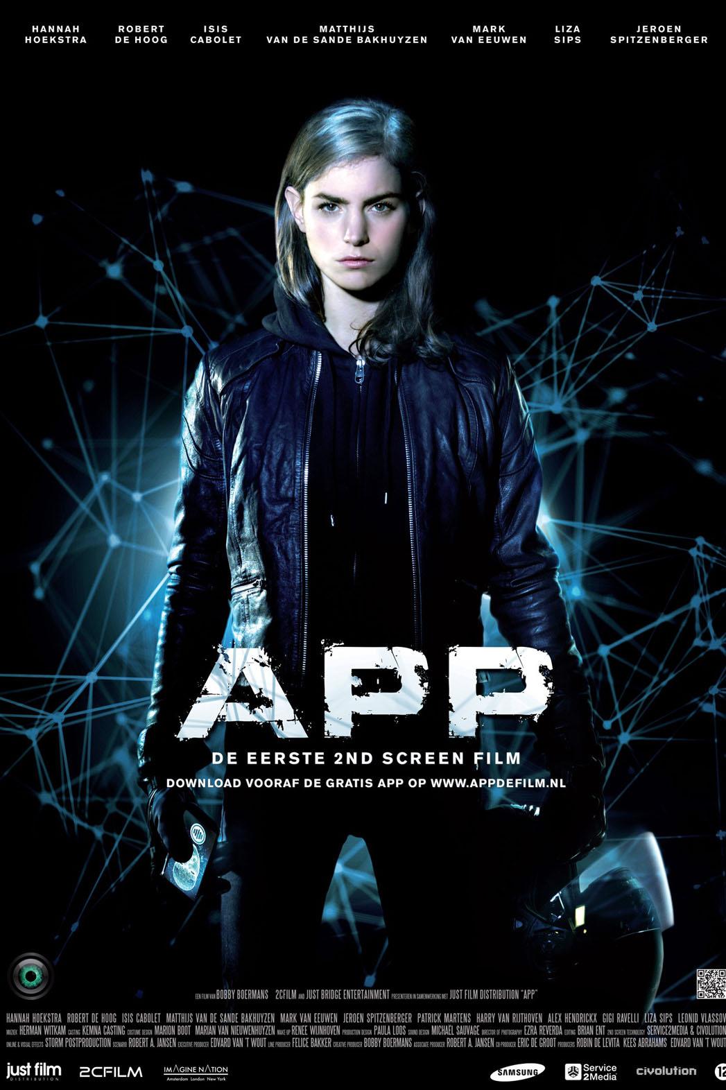 App Movie Poster - P 2013