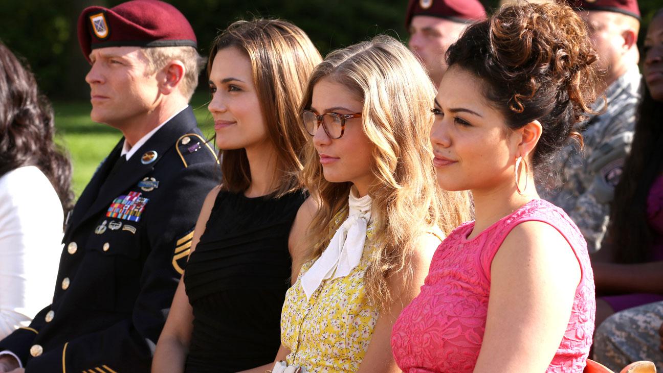 Army Wives TV Still - H 2013