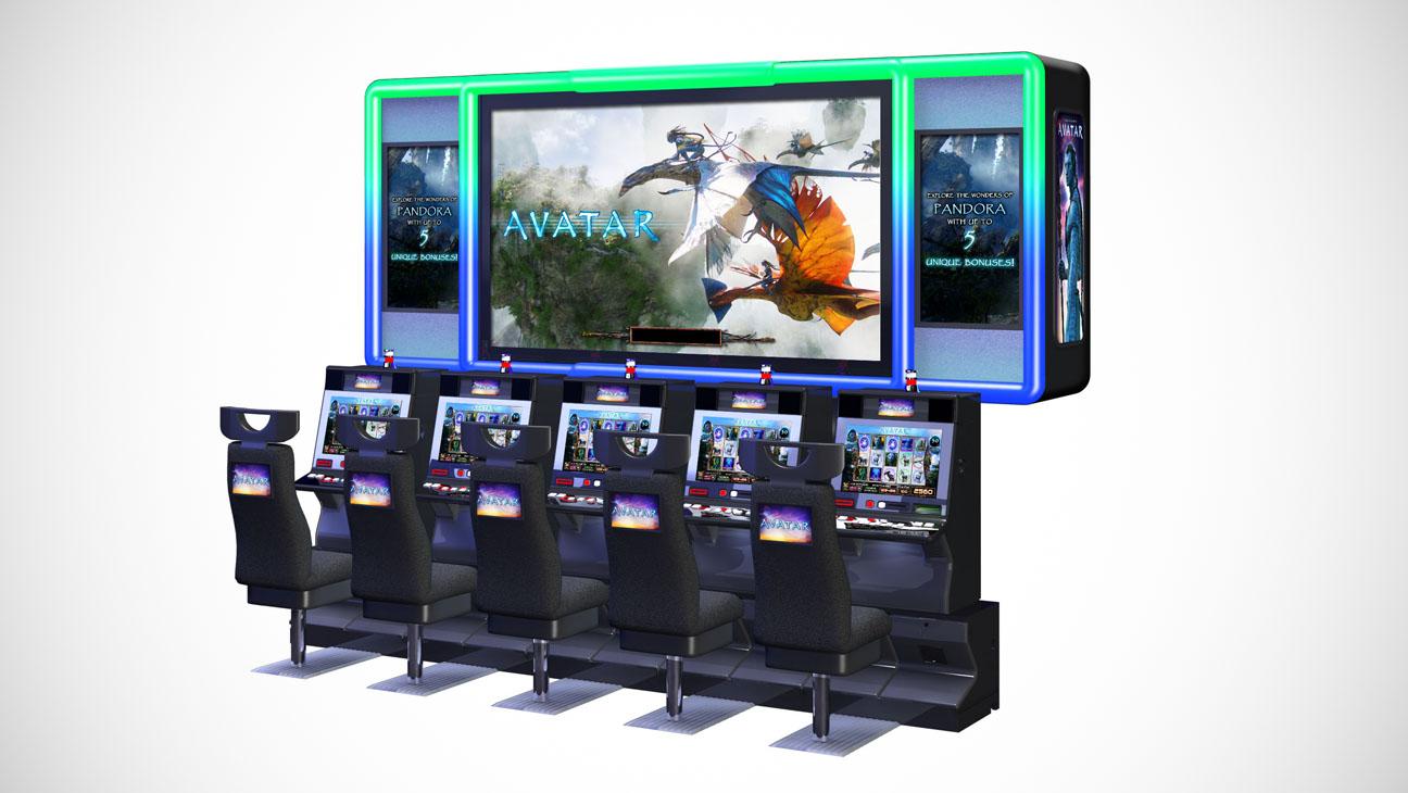 Avatar Casino Game - H 2013