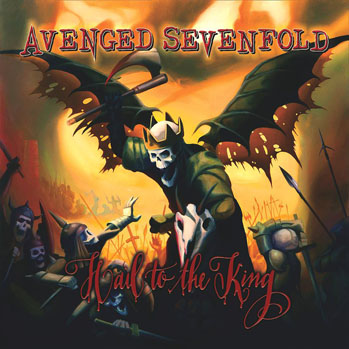 Avenged Sevenfold Hail to the King - S 2013