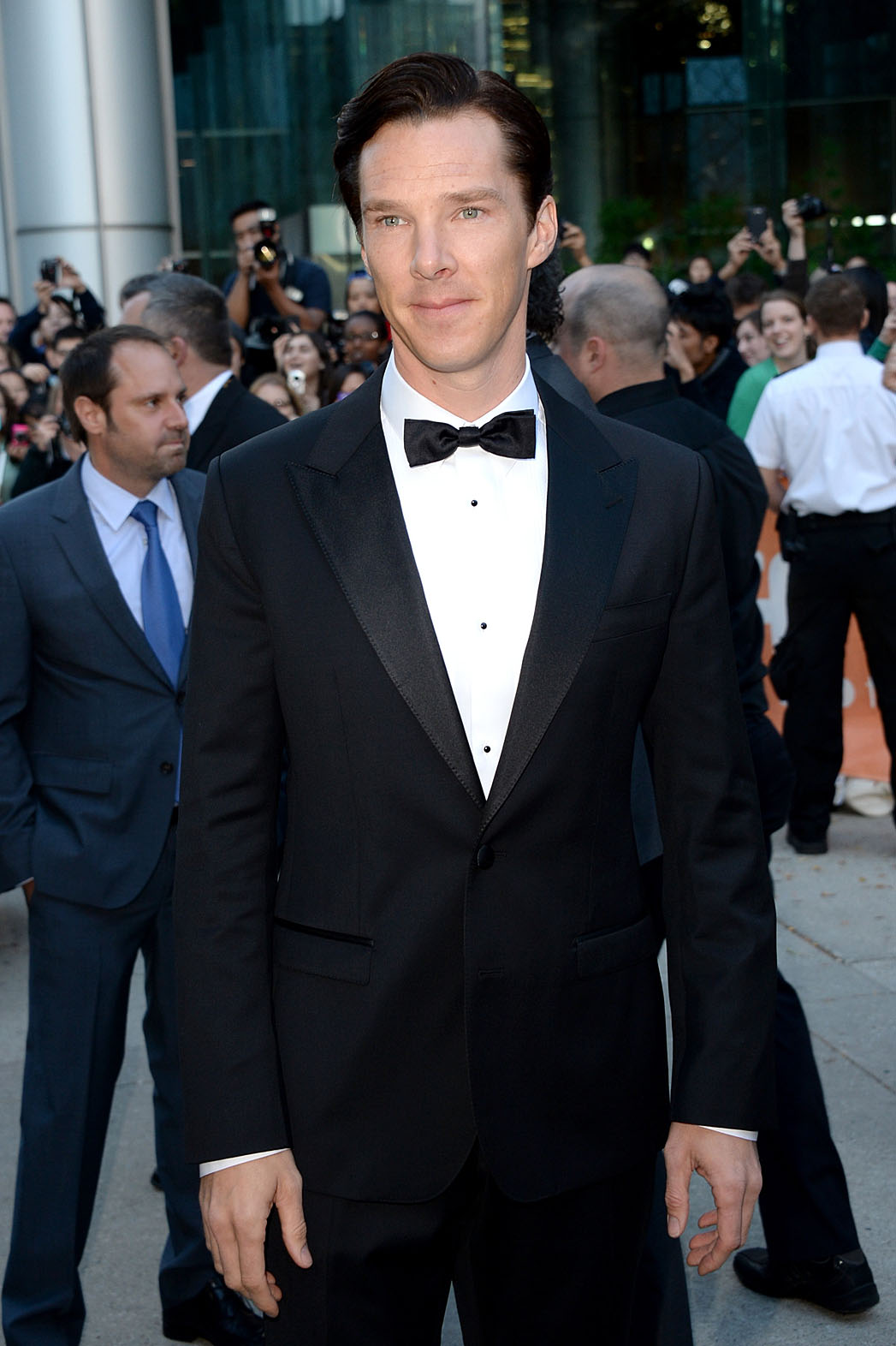 Benedict Cumberbatch Fifth Estate Premiere Toronto - P 2013