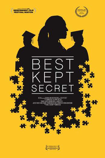 Best Kept Secret Poster - P 2013