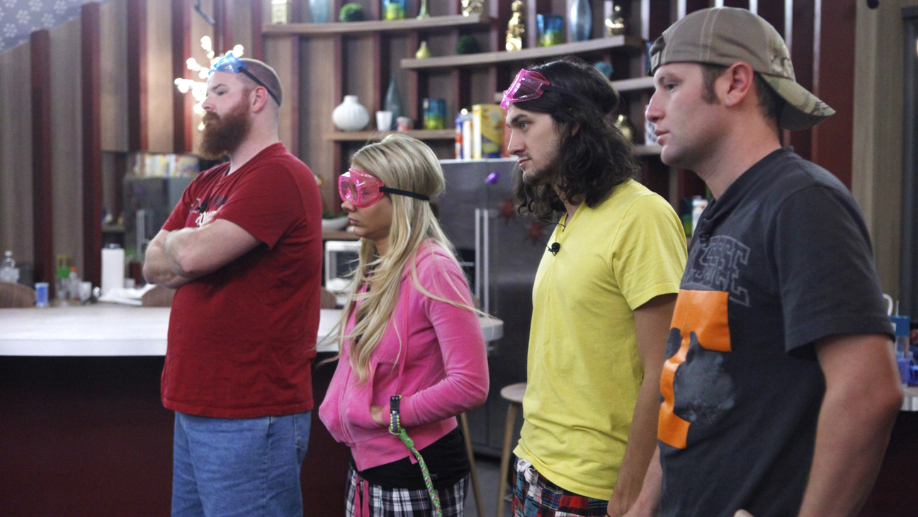 Big Brother 13 9/8 Episodic - H 2013