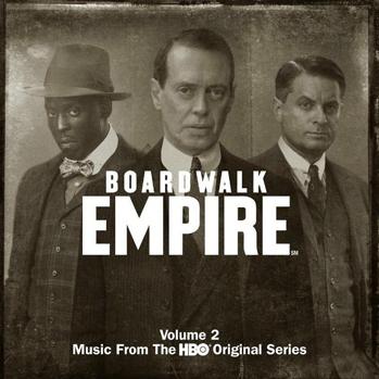 Boardwalk Empire Soundtrack album art P