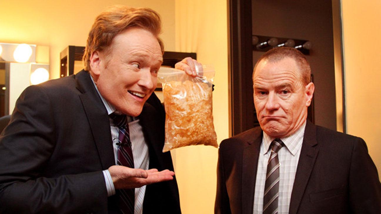 Breaking Bad on Conan - H 2013