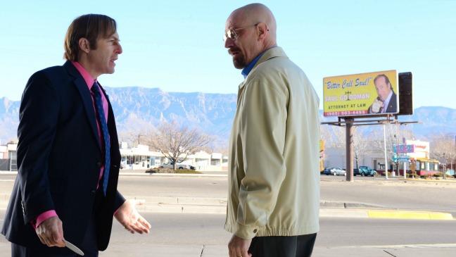 Breaking Bad S05E13 Saul Walt - H 2013