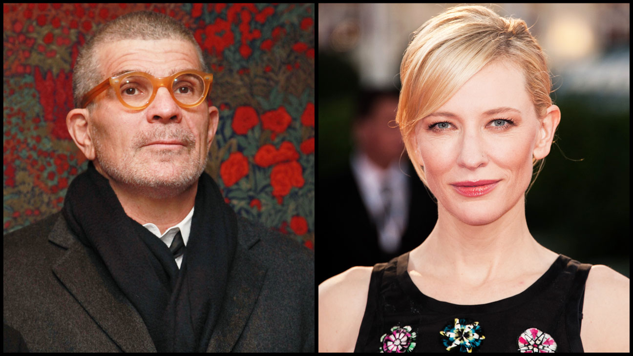 David Mamet Cate Blanchette Split - H 2013