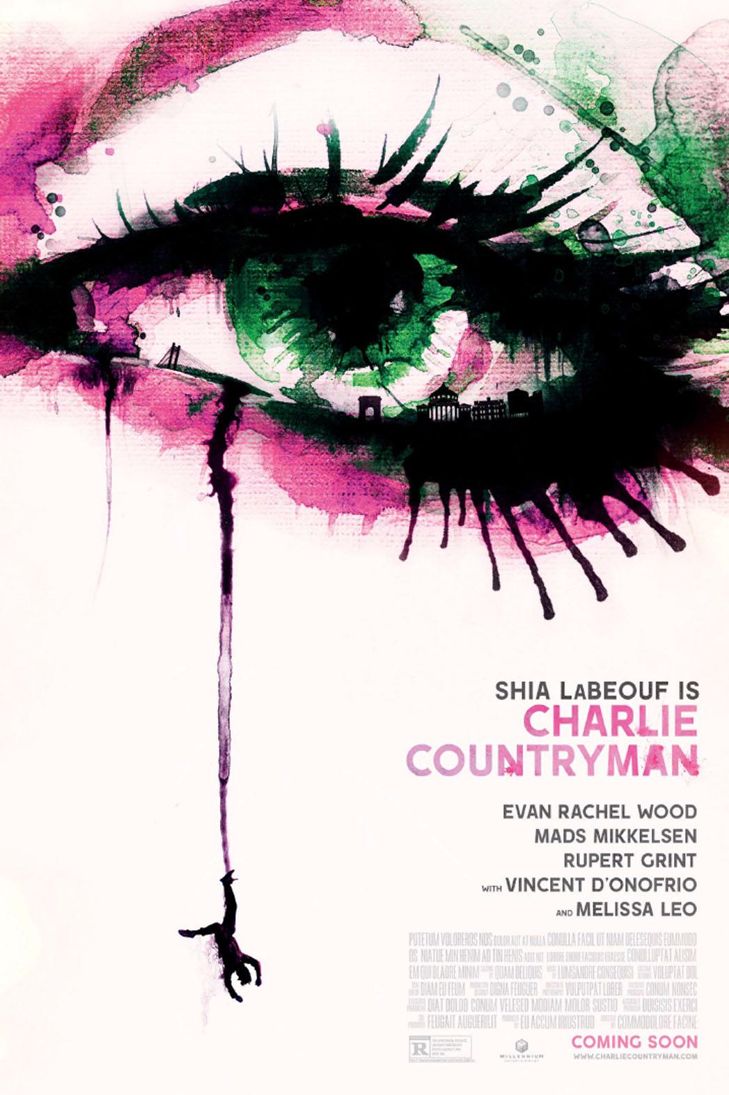 Charlie Countryman Poster - P 2013