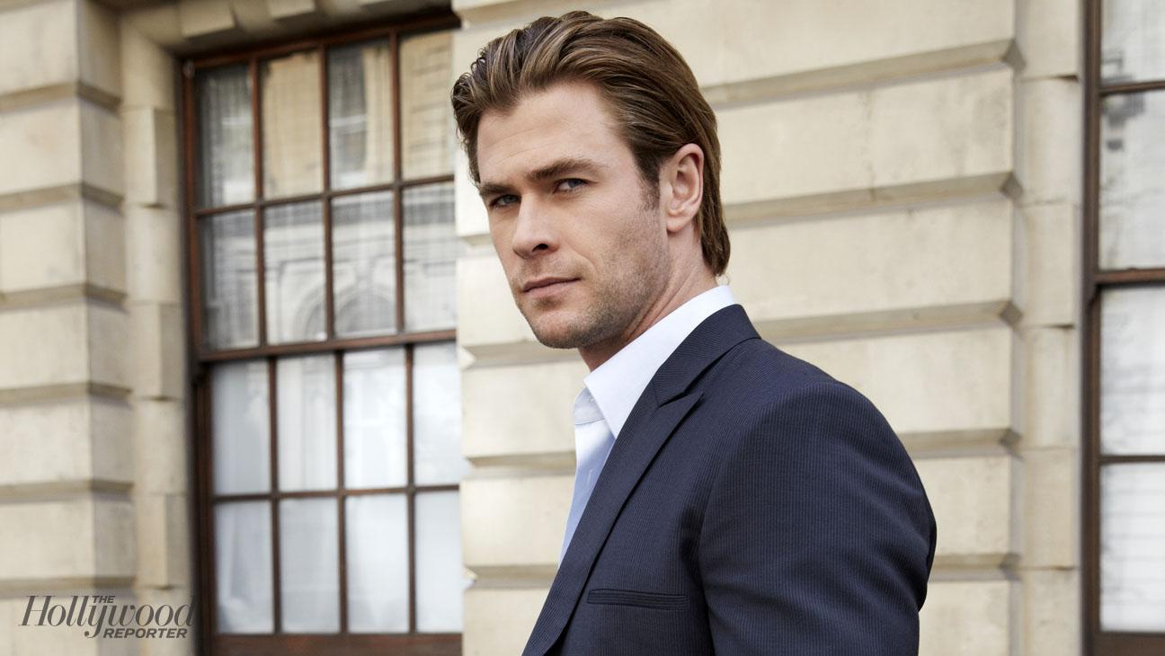 Chris Hemsworth Horizontal - H 2013