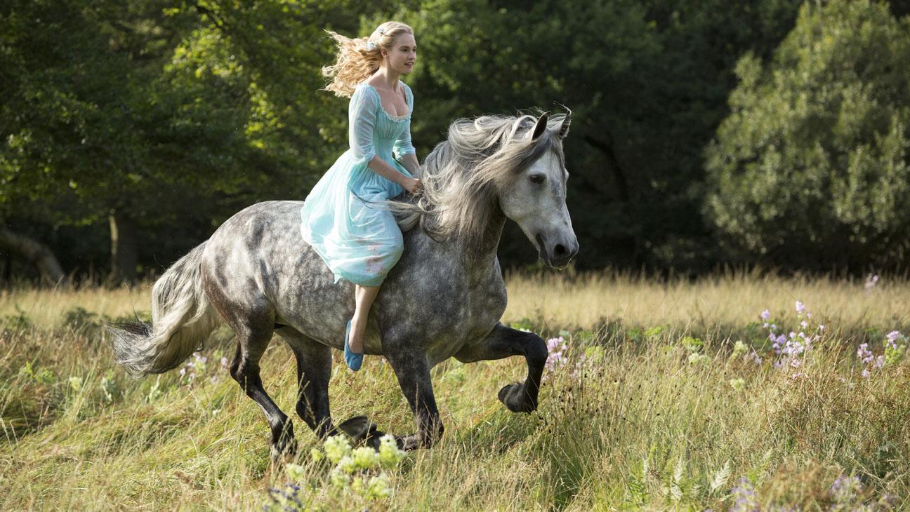 Cinderella First Look Disney - H 2013