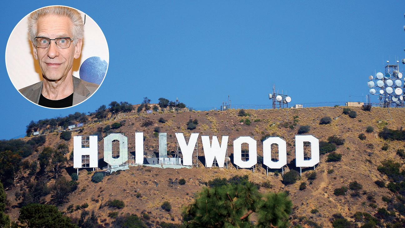 Cronenberg Hollywood Sign - H 2013
