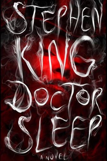 Doctor Sleep Stephen King Book Cover - P 2013