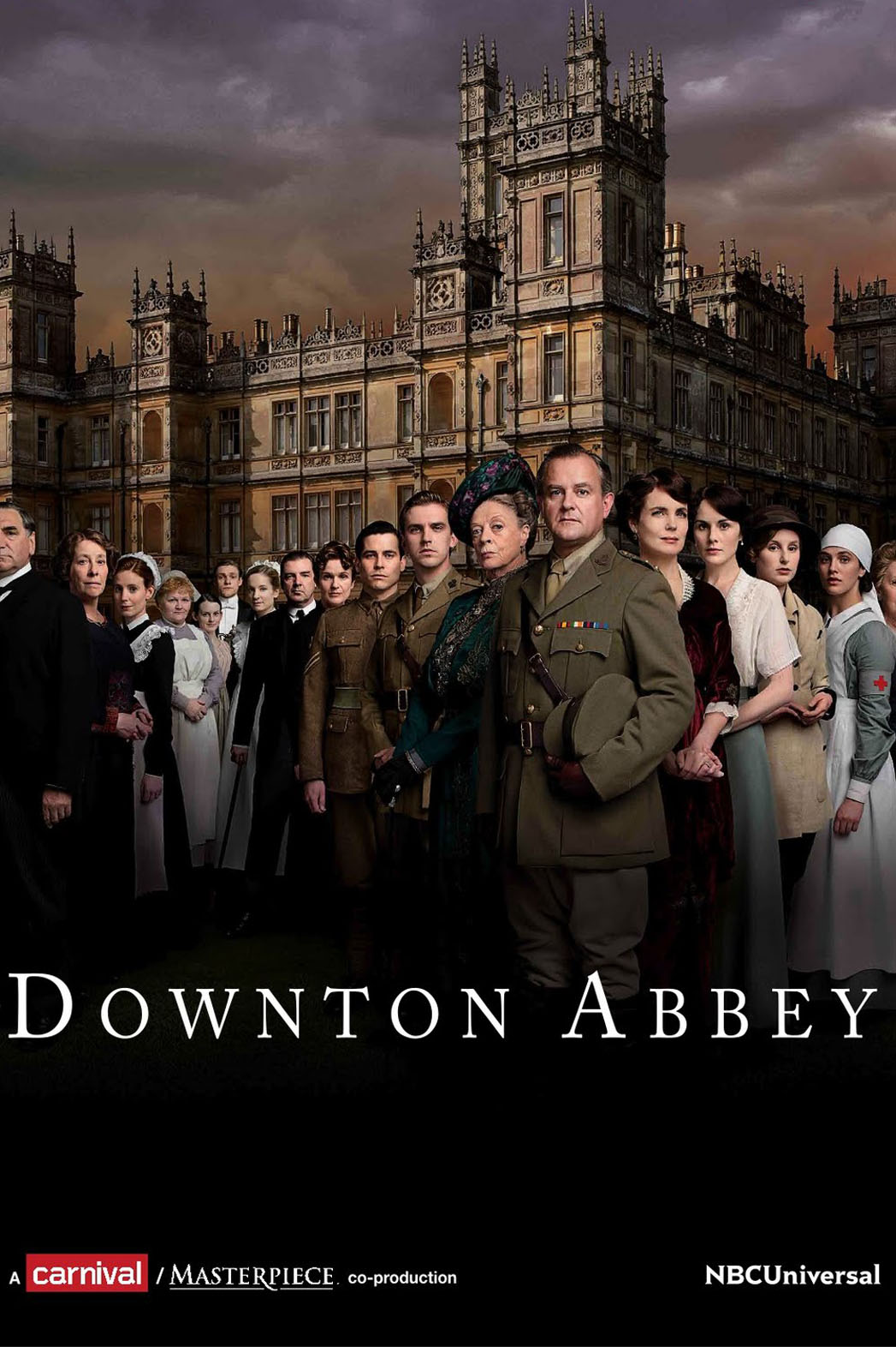 Downton Abbey Poster - P 2013