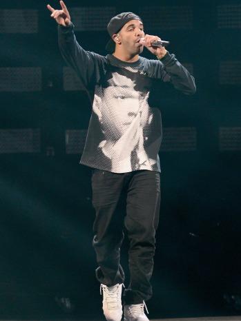 Drake iHeartRadio - P - 2013