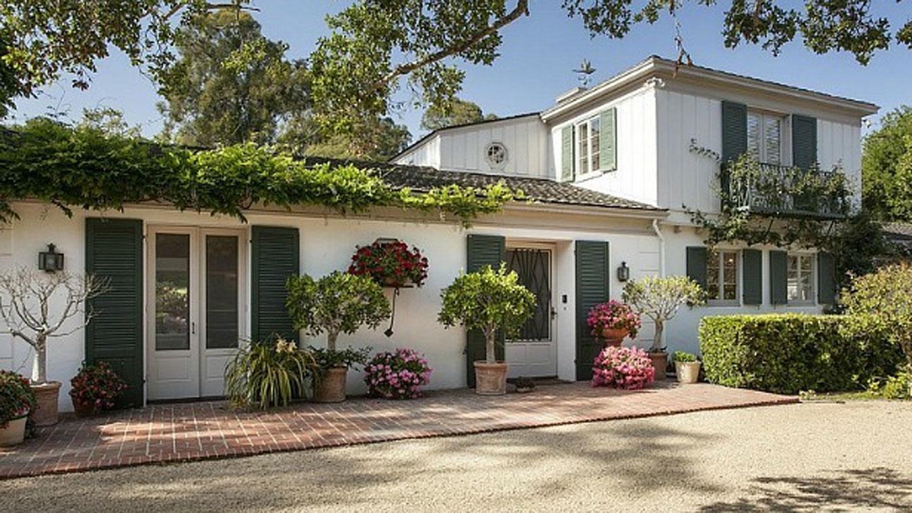 Drew Barrymore Montecito Mansion - H 2013