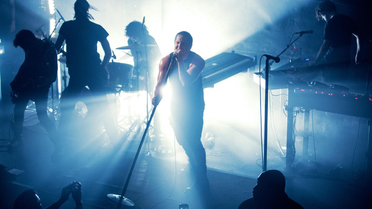Nine Inch Nails Troubadour - H 2013