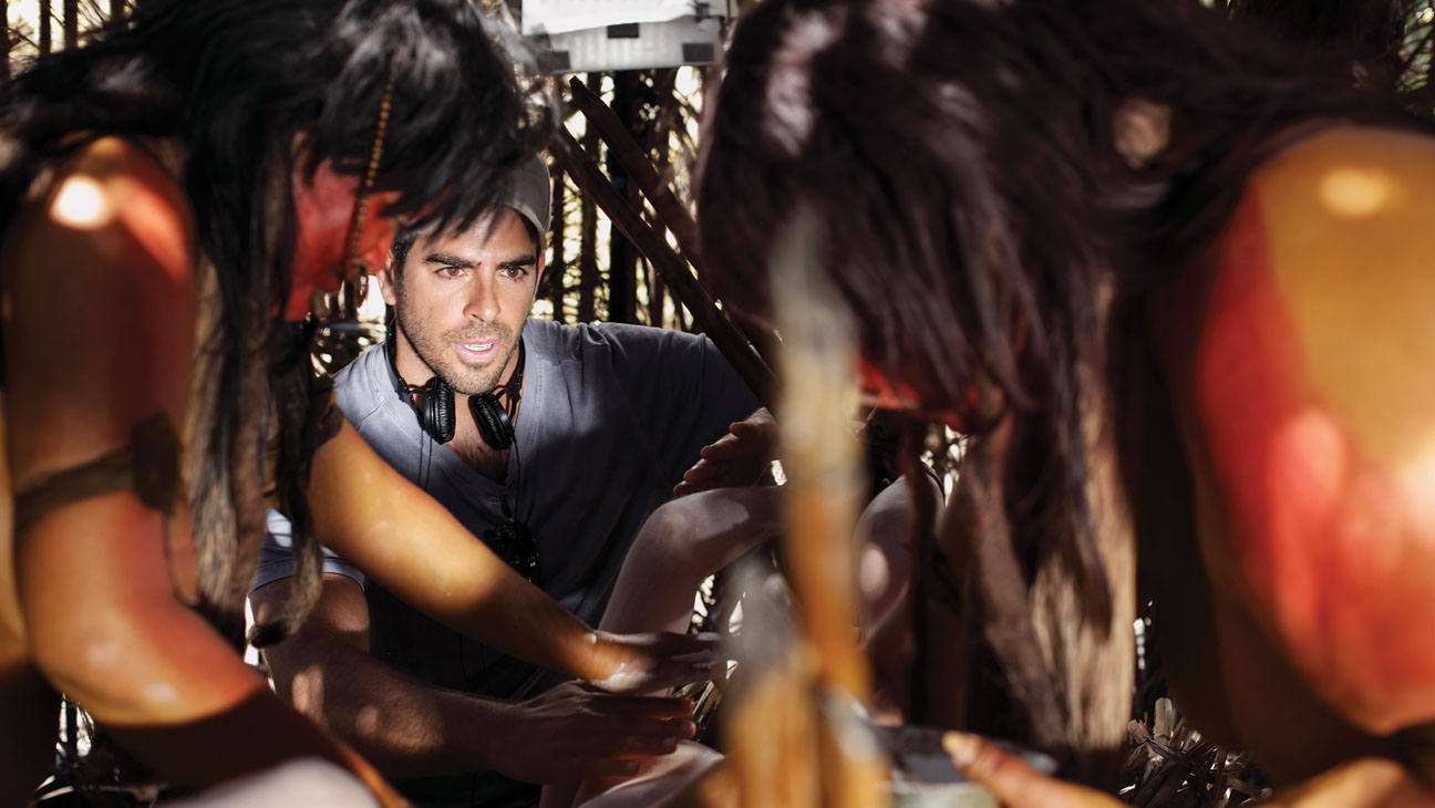 Eli Roth The Green Inferno - H 2013