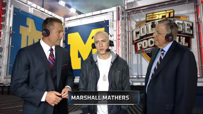 Eminem ESPN - H - 2013