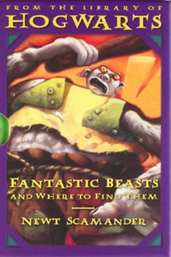 Fantastic Beasts and Where to Find Them - P 2013