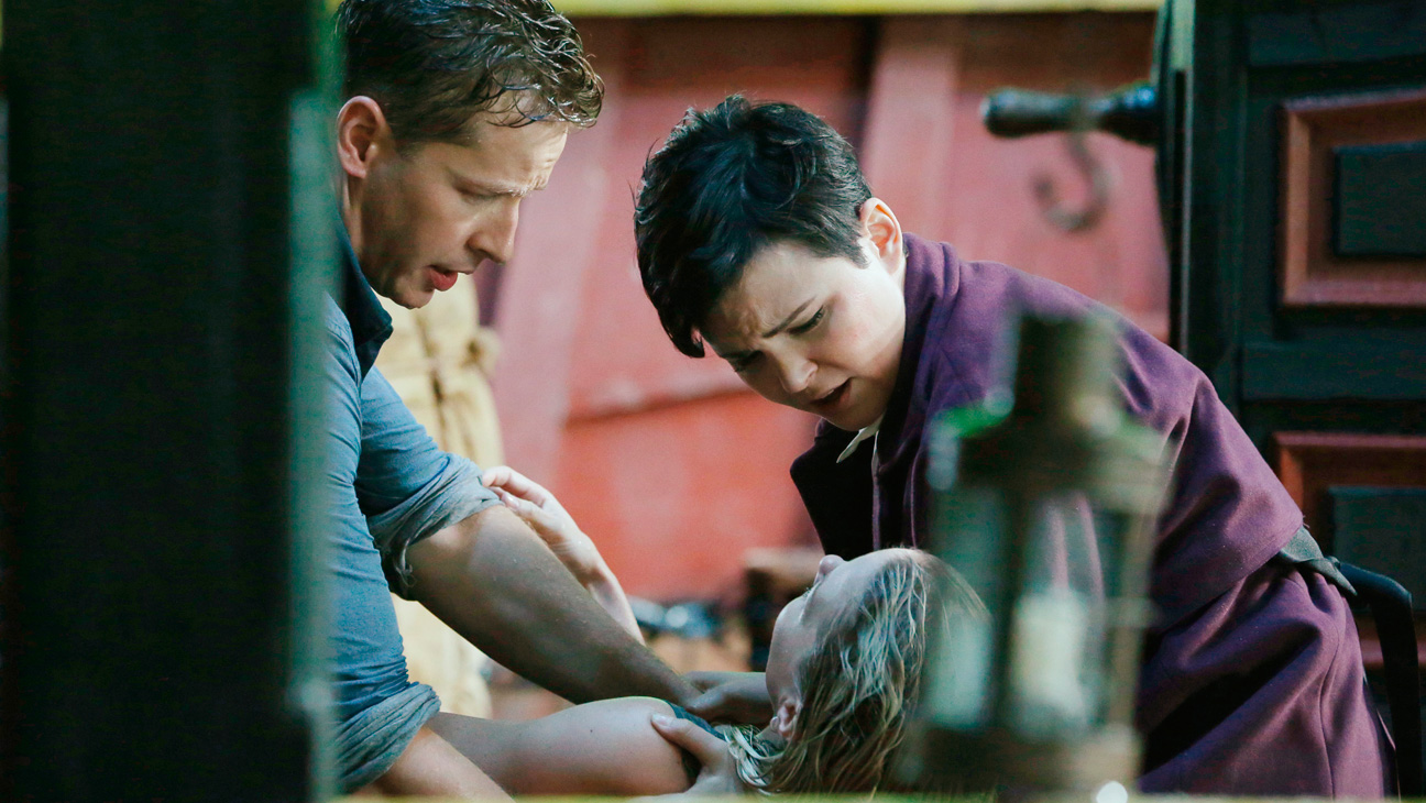 Once Upon a Time S3 Ginnifer Goodwin Episodic - H 2013