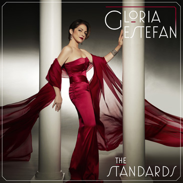Gloria Estefan The Standards Album Cover - P 2013