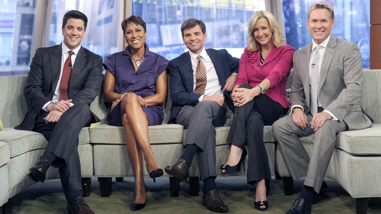 Good Morning America Cast - H 2013
