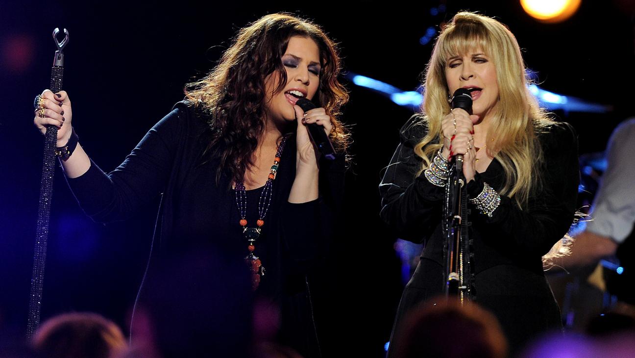 Hillary Scott Lady Antebellum Stevie Nicks L