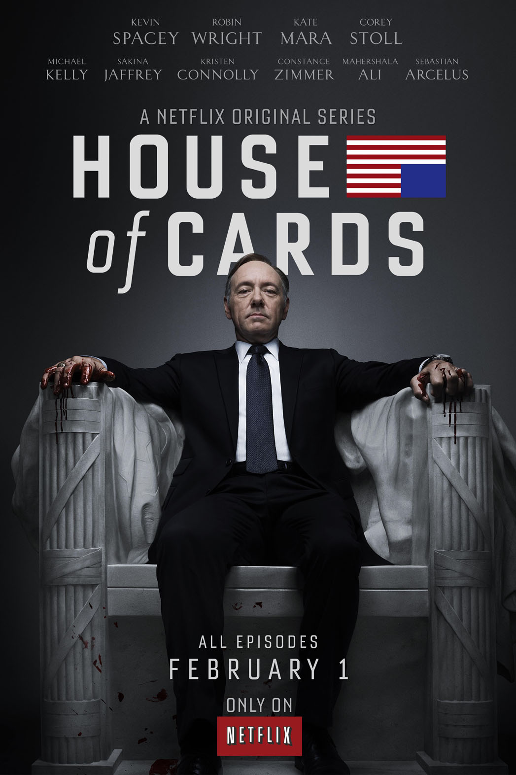 House of Cards Poster - P 2013