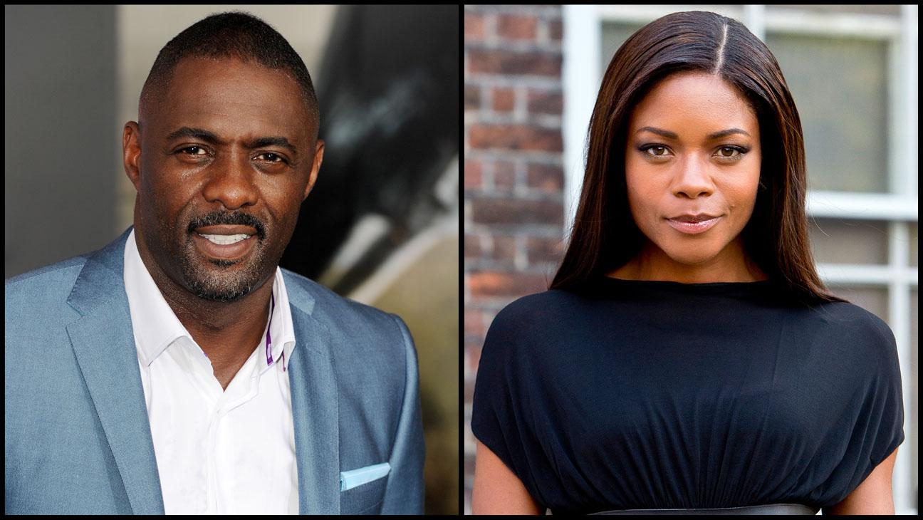 Idris Elba Naomie Harris - H 2013