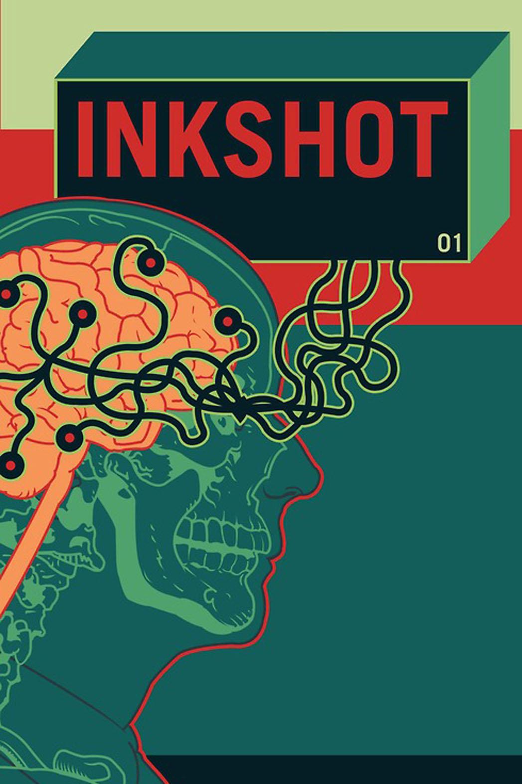 Inkshot 01 Cover Art - P 2013