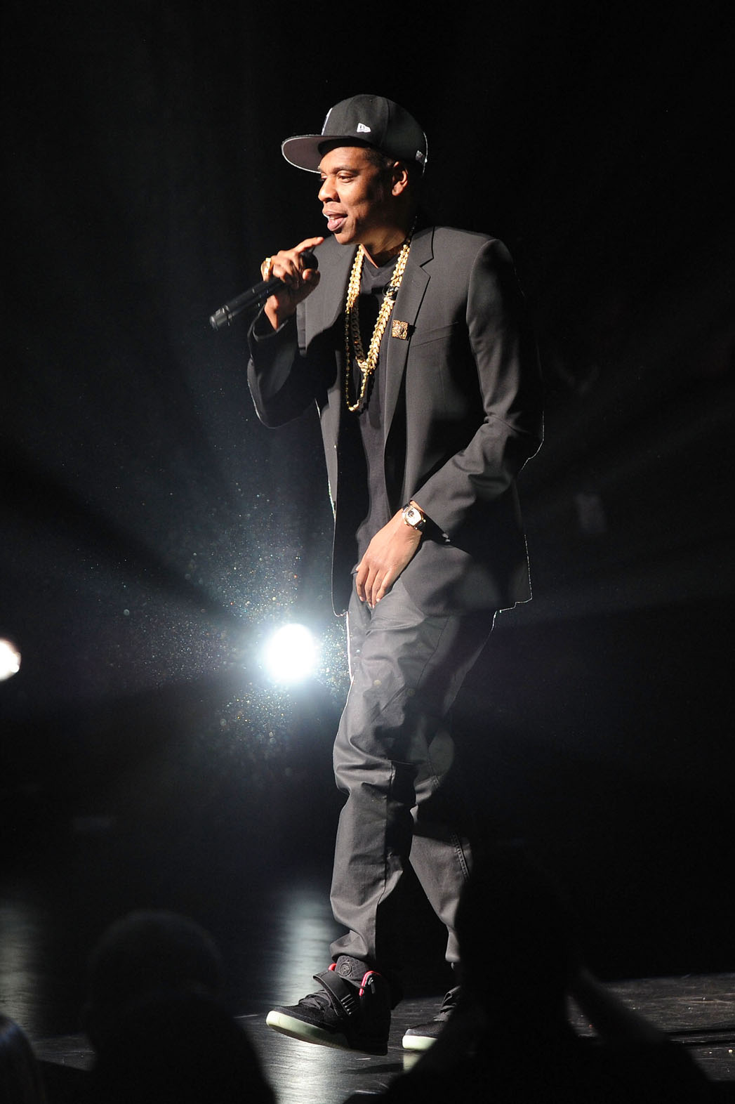 Jay-Z Performing - P 2013