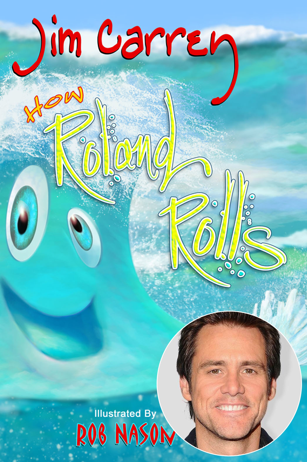 How Roland Rolls Jim Carrey Inset - P 2013