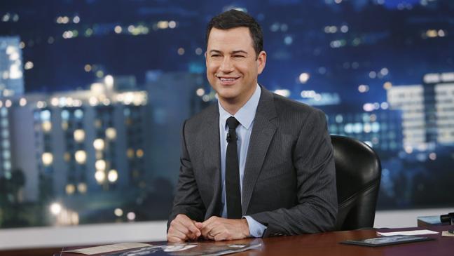 Jimmy Kimmel Live - H 2013