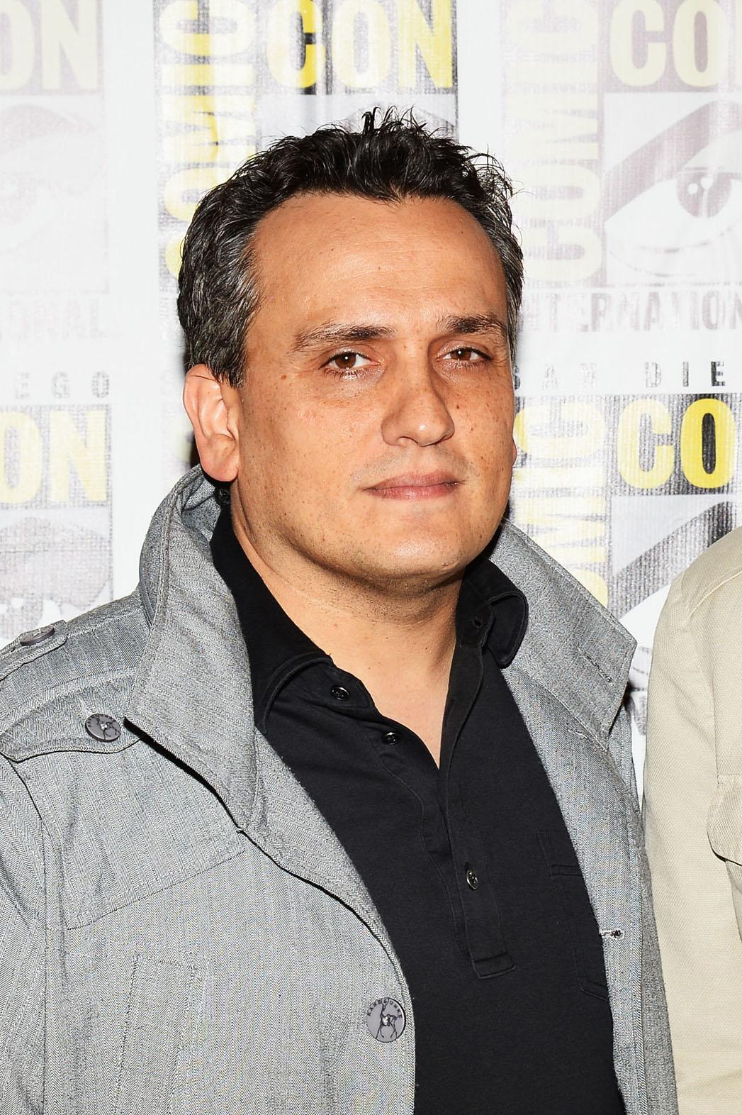 Joe Russo Comic Con - P 2013